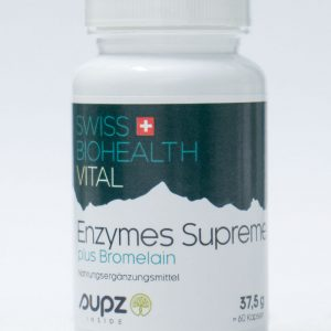 Enzymes Supreme plus Bromelain